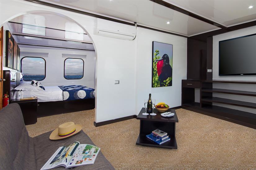 Suite 3 - Natural Paradise Yacht Galapagos