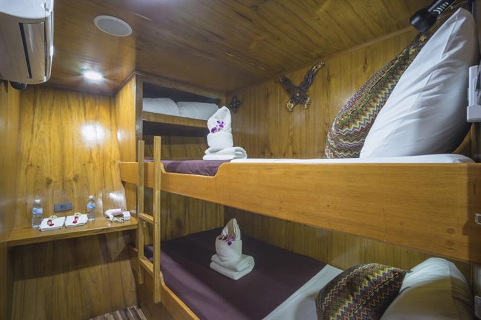 Budget Cabin - MV Sawasdee Fasai