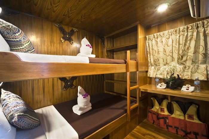 Deluxe Cabin - MV Sawasdee Fasai