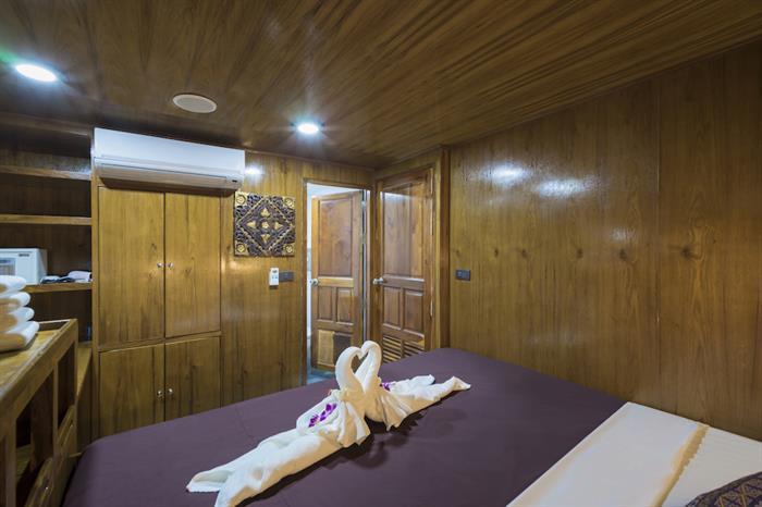 Standard Double Cabin - MV Sawasdee Fasai
