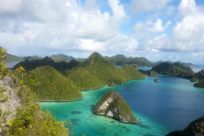 Beautiful Raja Ampat