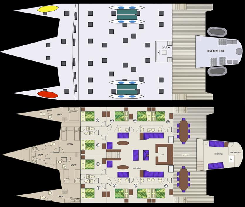 Cuan Law deck Plan floorplan