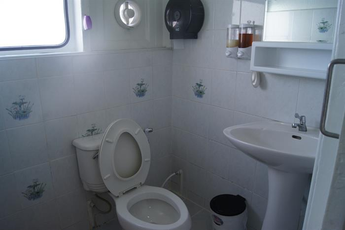 Bathroom/ toilet