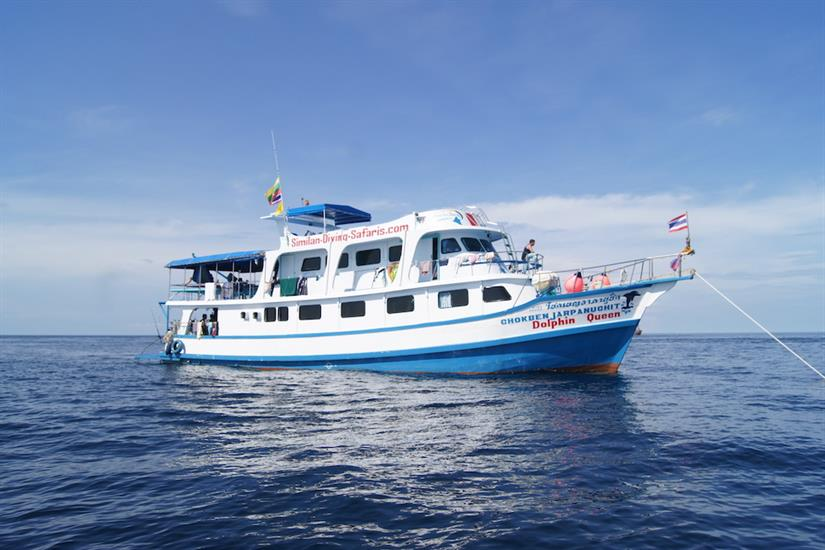M/V Dolphin Queen