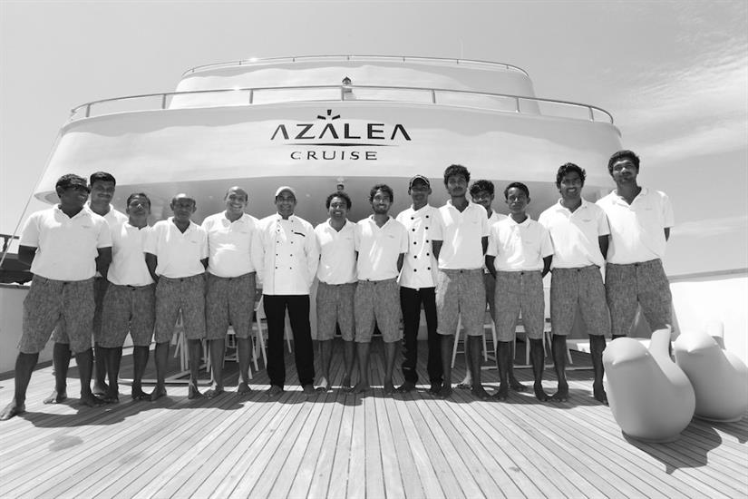 Dedicated Crew - Azalea Maldives