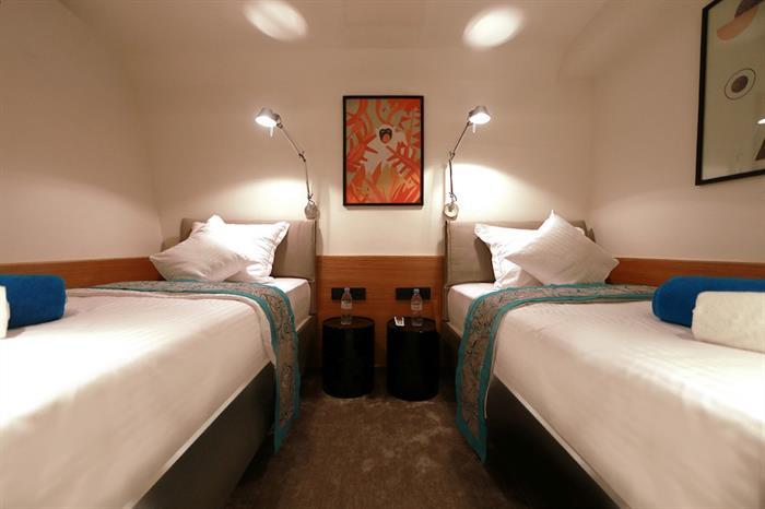 Superior Twin Room - Azalea Maldives