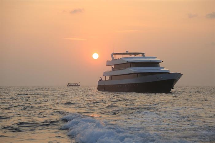 Azalea Cruise Maldives