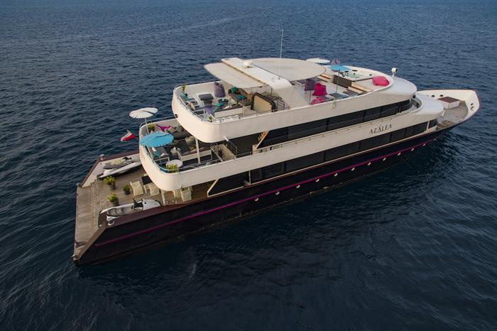Azalea Liveaboard Maldives