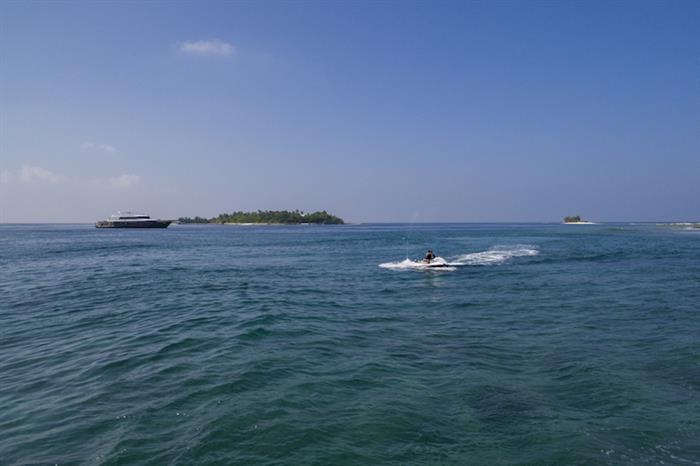 Maldives Luxury Yacht Azalea