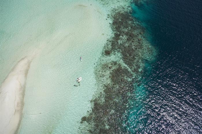Beautiful Maldives Atolls