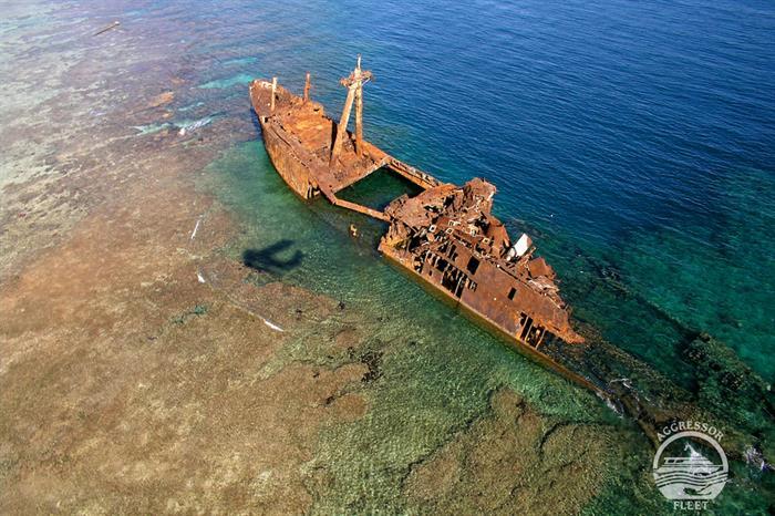 Wrecks of Roatan