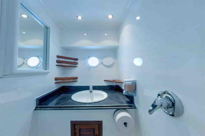 En-suite facilities - Blue Pearl