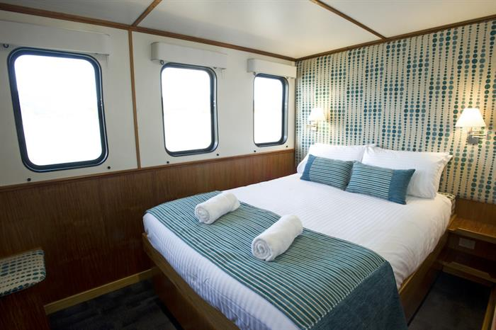 Ocean View Cabin - Spirit of Freedom Live Aboard
