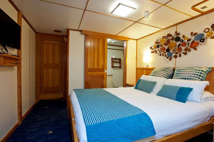 Double Cabin - Spirit of Freedom Live Aboard