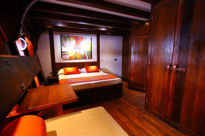 Deluxe Cabin - MSY Waow Liveaboard