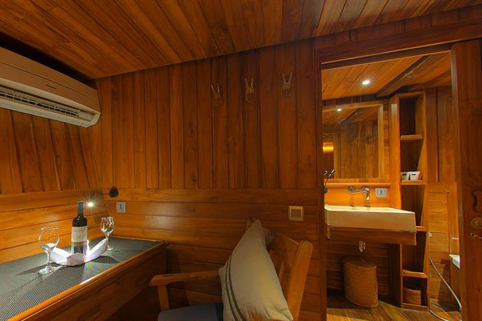 Cabin 1 - Damai I Indonesia