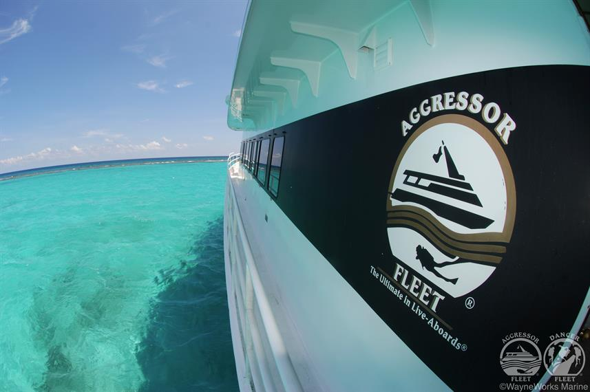 Aggressor Fleet Belize Aggressor III Liveaboard