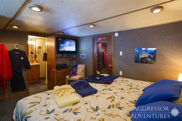 Deluxe Staterooms Lower Deck