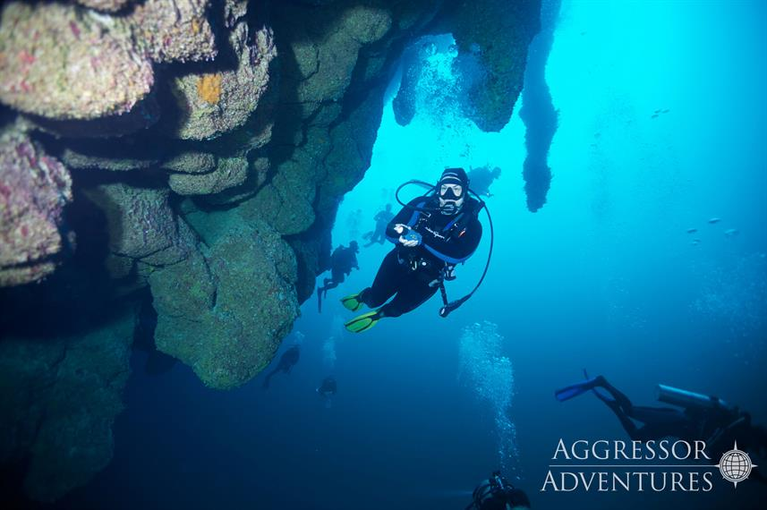 #diving - Belize Aggressor IV