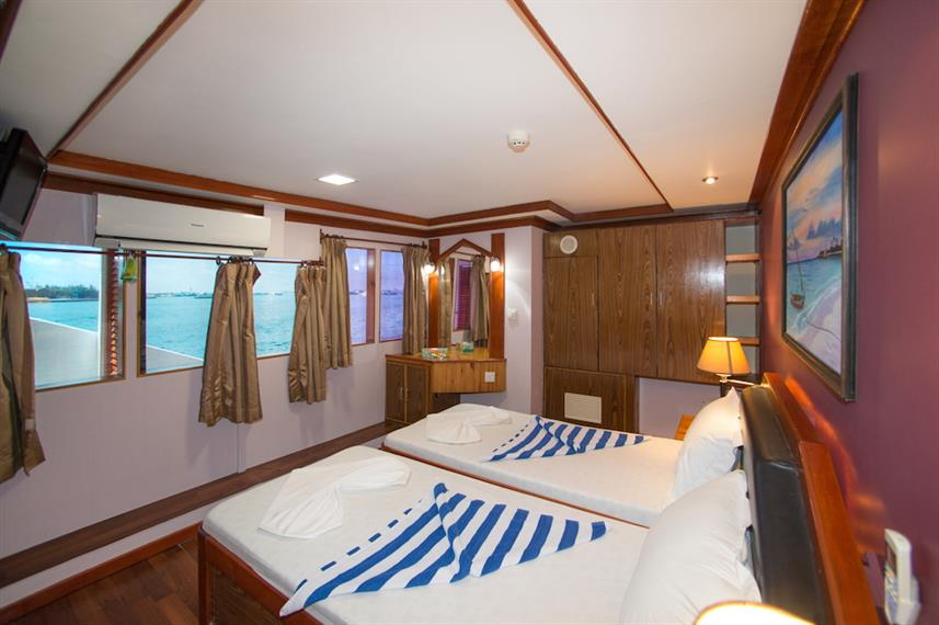 Junior Suite - Emperor Orion Maldives