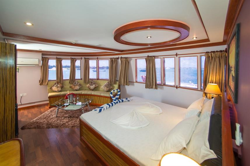 Executive Suite - Emperor Orion Maldives