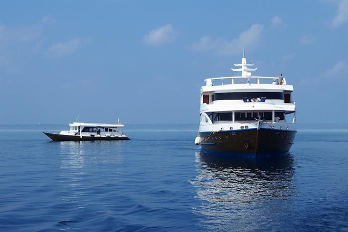 Emperor Orion & Dhoni Maldives