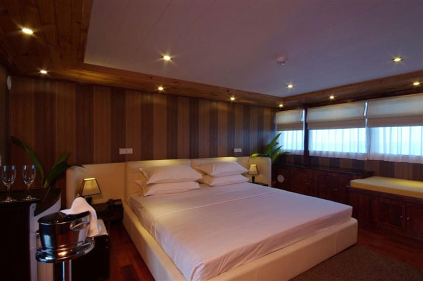 Suite - Leo Liveaboard Maldives