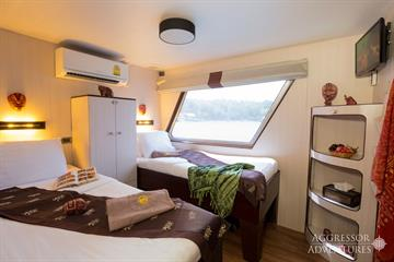 Deluxe Stateroom - Double and Single