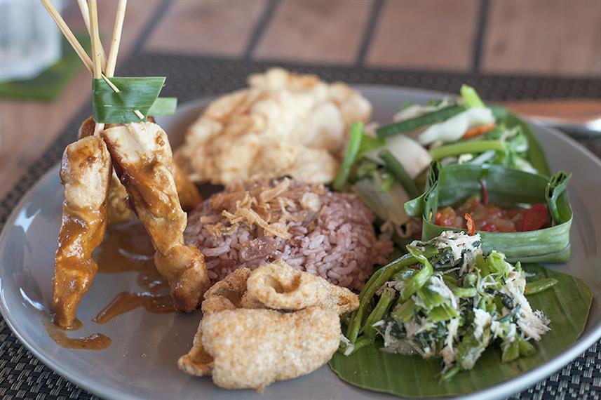 Traditional Balinese Dishes - Adelaar Indonesia