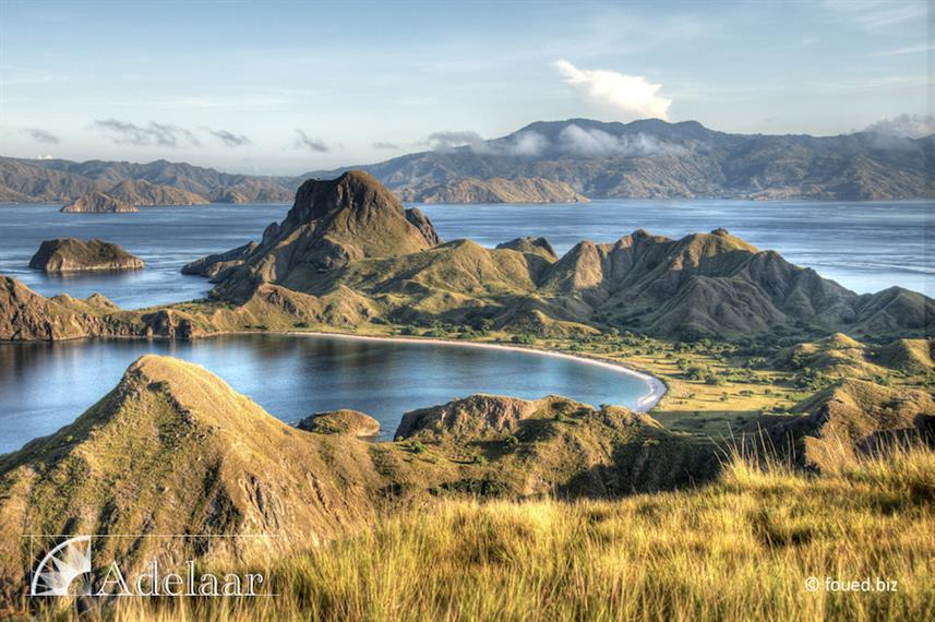 Padar Viewpoint - Adelaar Indonesia