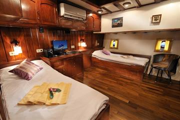 Premium Twin/Double Cabins