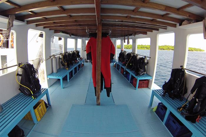 Diving Dhoni - Amba Live Aboard