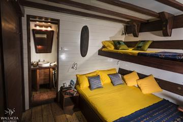 Double/Twin Bed Cabins
