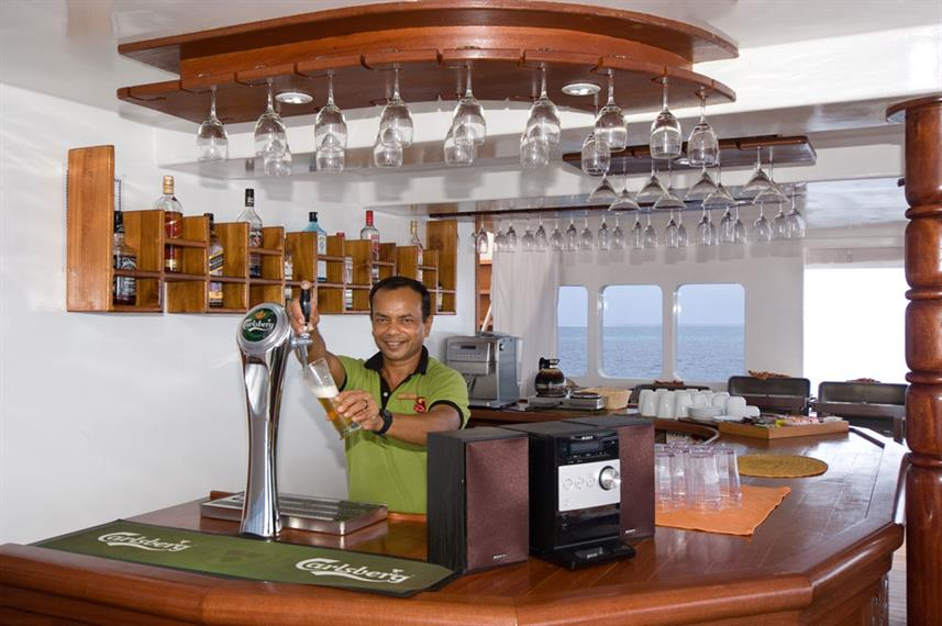 Bar - Carpe Vita Liveaboard