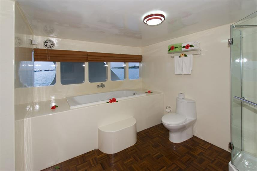 En-Suite bathrooms - Carpe Vita
