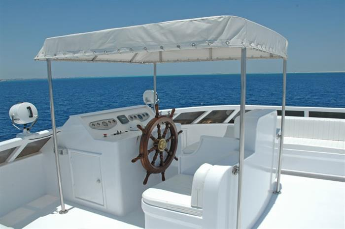 Upper Deck - Blue Fin Liveaboard