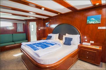 King Suite cabin