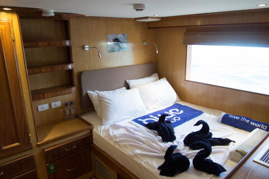 Double Cabin - Blue Voyager