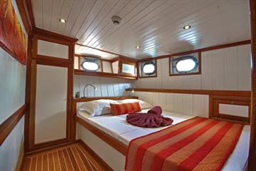 Galatea Double Cabins Therese & Conception