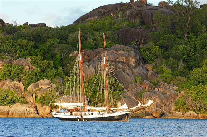 Spectacular Seychelles scenery - Sea Pearl Liveaboard