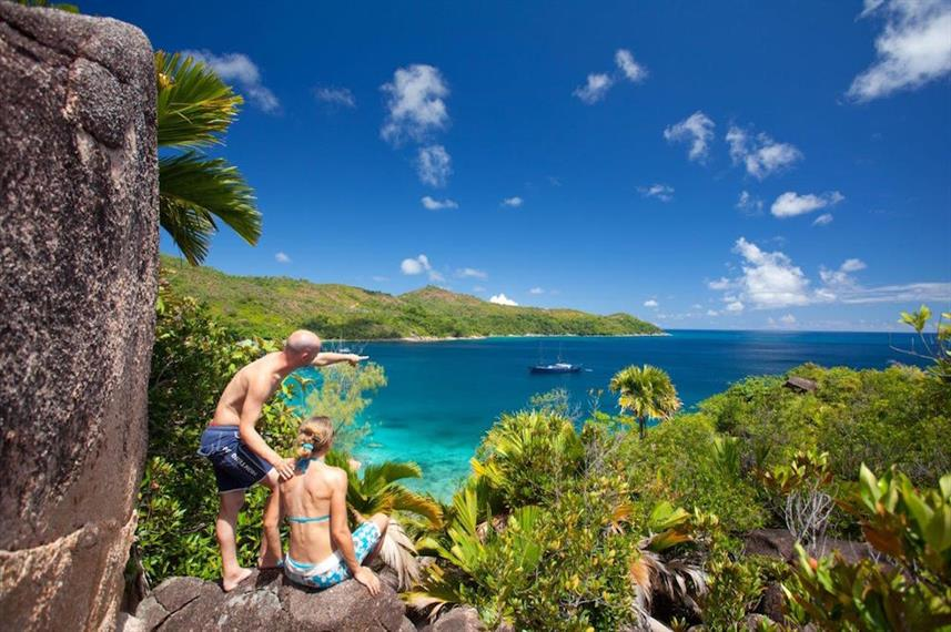 Time to explore the amazing Seychelles