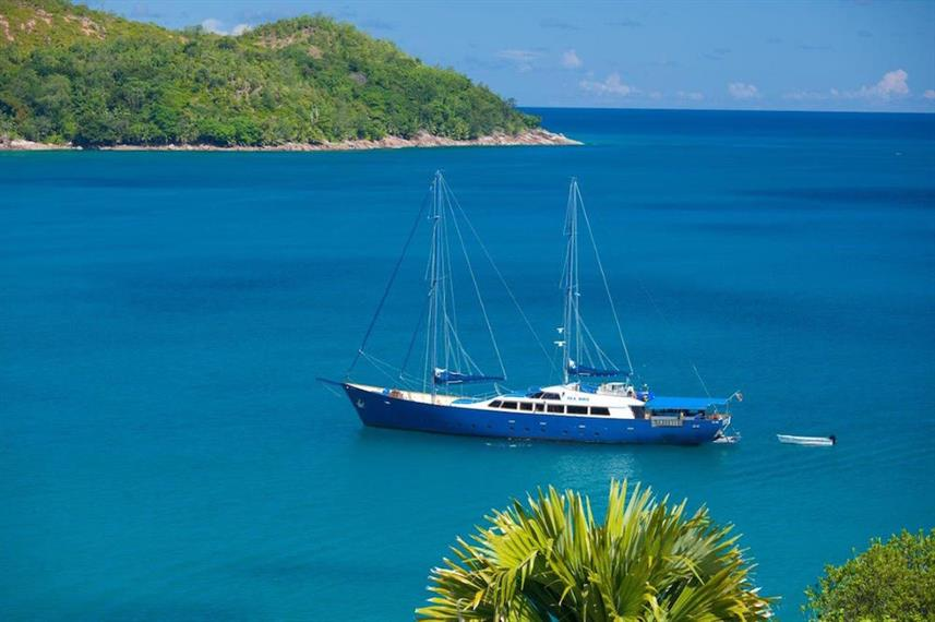 Sea Bird Liveaboard, Seychelles