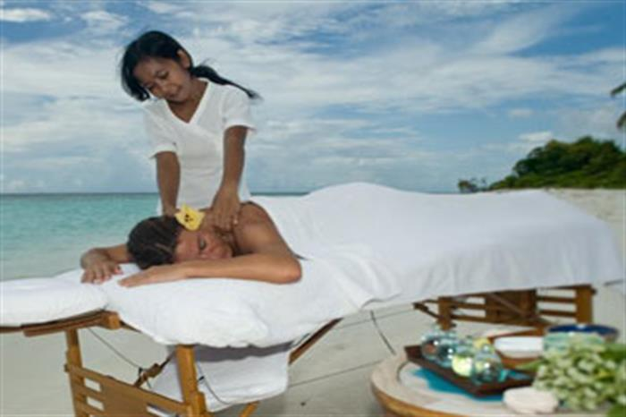 Relaxing Massages with Ocean Divine