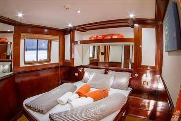 Emperor Superior Upper Deck Cabins