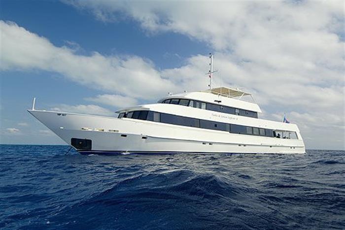 Turks and Caicos Explorer II exterior