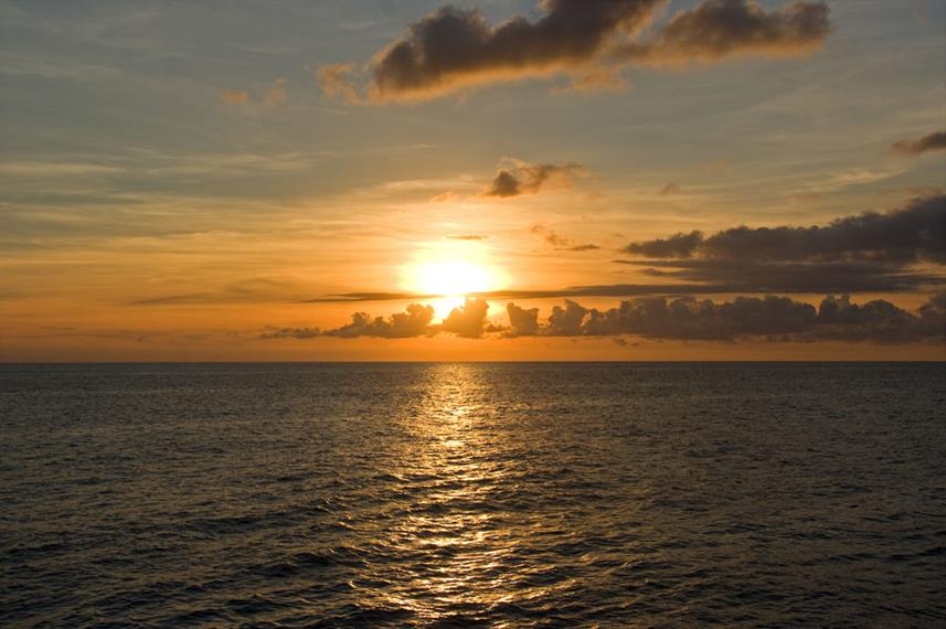 Sunset Views  - Caribbean Explorer II