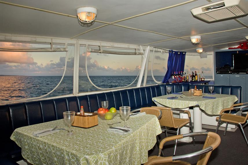 Dining Room - Caribbean Explorer II