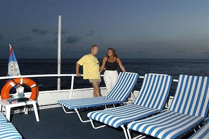 Open air relaxation Caribbean Explorer II