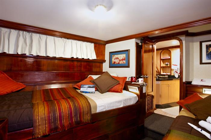 Deluxe Stateroom - Galapagos Sky