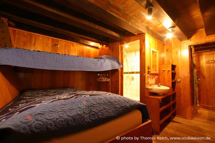 Pindito spacious twin cabin
